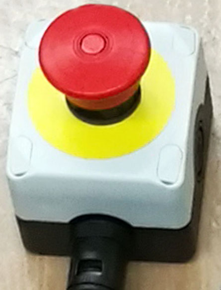 EMERGENCY PUSH BUTTON, Smart Feed, TECHNION, 555000049.0