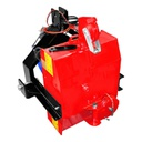 [D8-50] W35F Hydraulic Winch (Cable d8 mm, 50m, Rope Operated)