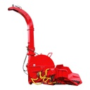 "[CH38-ACC-HD85-SL-PTO(1 3/8"")] CH38 Chipper (Conveyor Feeder (ACC), Integrated Hydraulic Unit (Chipper), Support Legs, Shaft 10 series, 1 3/8 inch, 6 splined, Without remote control)"