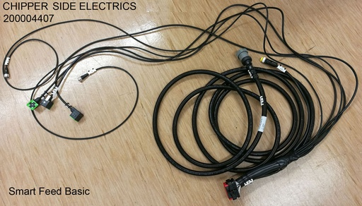 [200004407_1] WIRING HARNESS, Smart Feed, chipper side, without sensors, TECHNION, 555000038.0